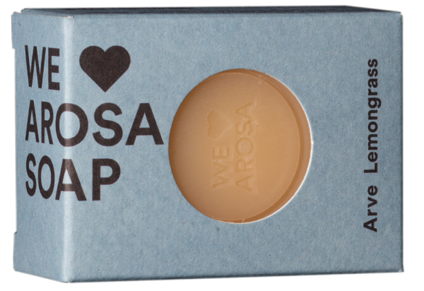 Naturseife Special-Edition We love Arosa