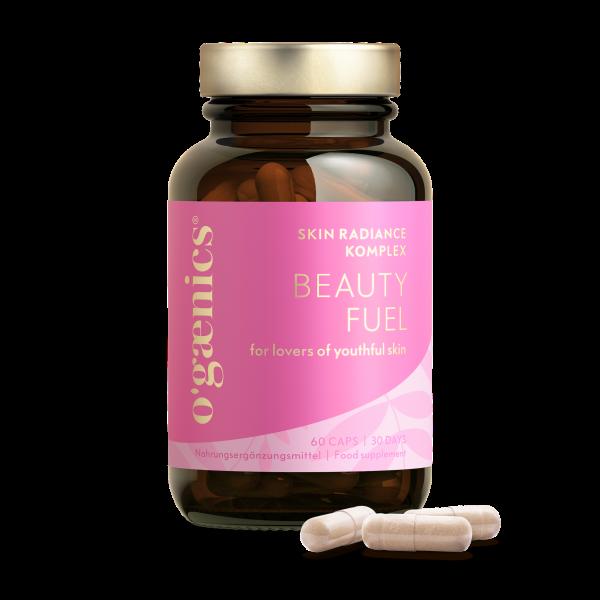 Ogaenics Beauty Fuel Skin Radiance BIO