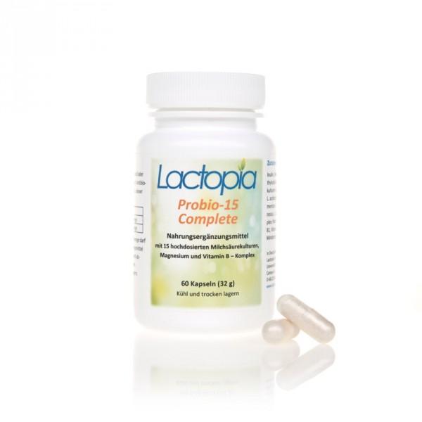 Lactopia Probio-15-complete Kapseln