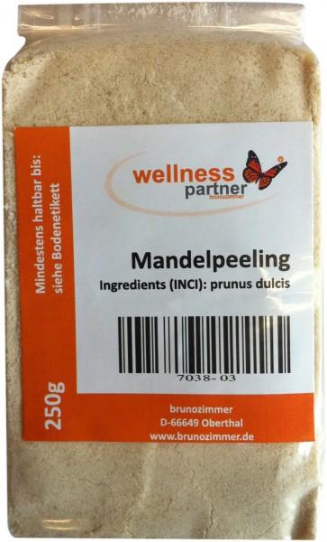 Peeling Mandel