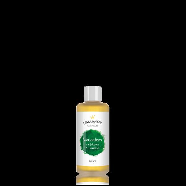 Glücksgriffe Massageöl Waldatem 150 ml