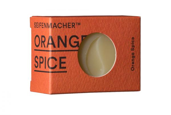 Naturseife Orange Spice