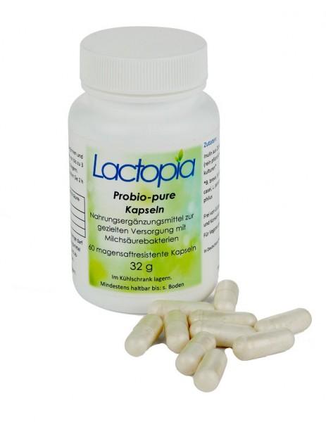 Lactopia® Probio-pure Kapseln
