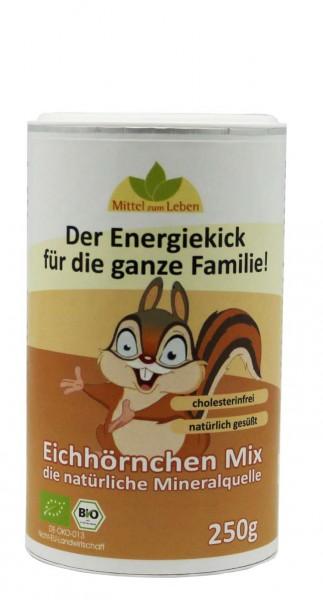 Eichhörnchen-Mix BIO 250g