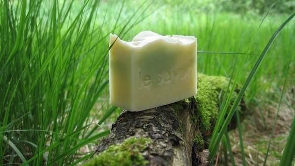 Naturseife le savon Grüne Weiden