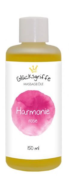 Glücksgriffe Massageöl Harmonie 150 ml