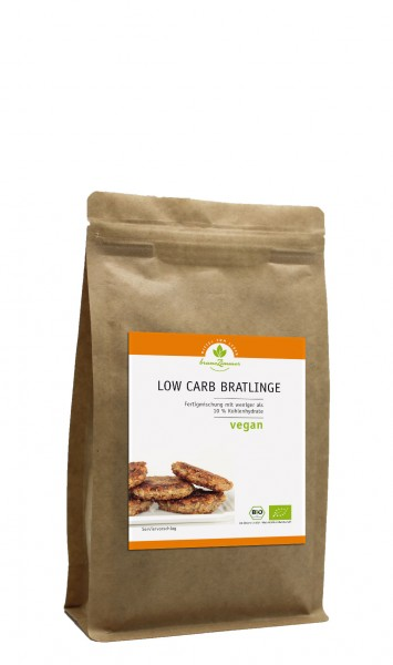 LowCarb Bratlinge BIO 250g