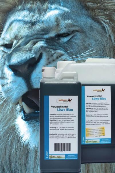 Löwe Blau Waschzusatz Ölentferner