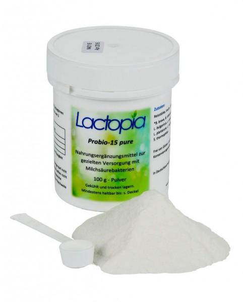 Lactopia® Probio-15 pure Pulver