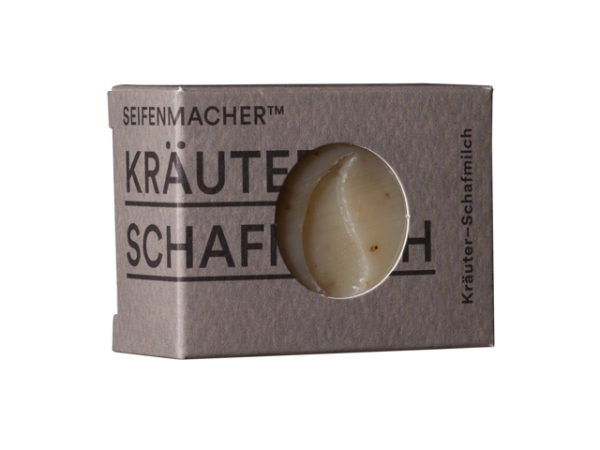 Naturseife Kräuter-Schafmilch