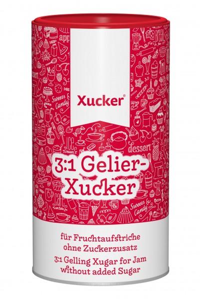 Xucker Birken-Gelierzucker Xylit 3:1