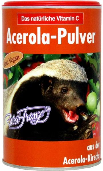 Acerola-Pulver - natürliches Vitamin C