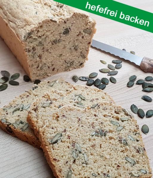 Histaminikus Bio Körnerkracher Brot 572g
