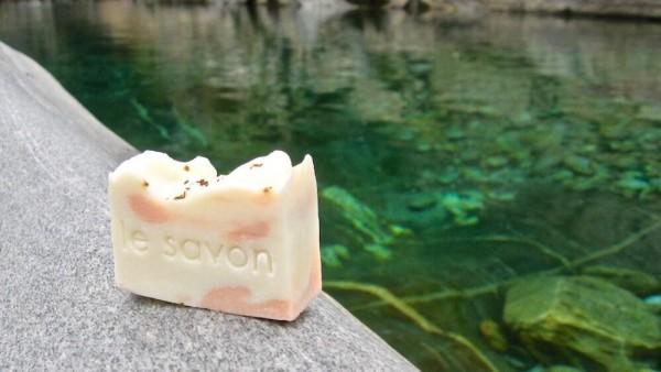 Naturseife le savon Sandelholz