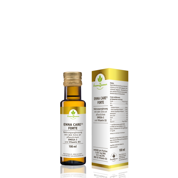 ENNA Care FORTE Algenöl mit Vit.D3