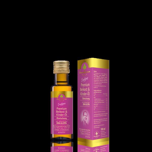Switzers Premium Beikost- und Kinder-Öl